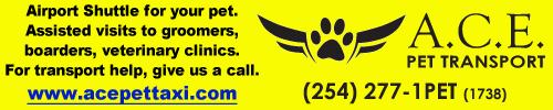 ACE Pet Taxi Service